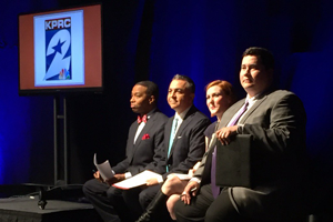 KPRC Debate with the League of Women Voters