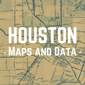 Houston Maps and Data – October 2016