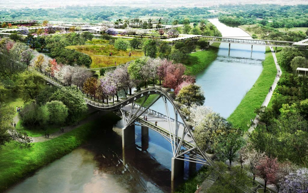 houston botanic garden could reduce neighborhood parkland by 43%